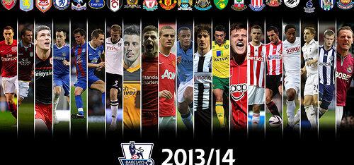 Premier League Defender Team of the Season 2013-14