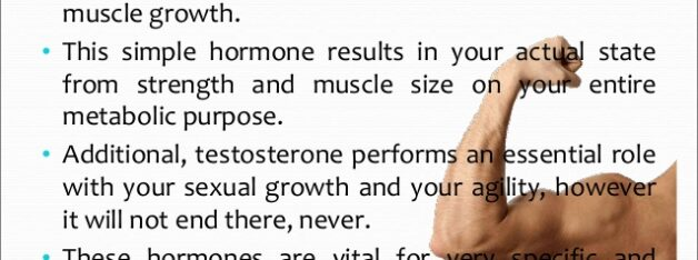 Testosterone: Functions